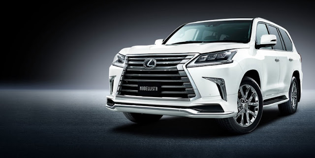 2017 Lexus LX 570 SUV Recent Reviews; elegant and very fast