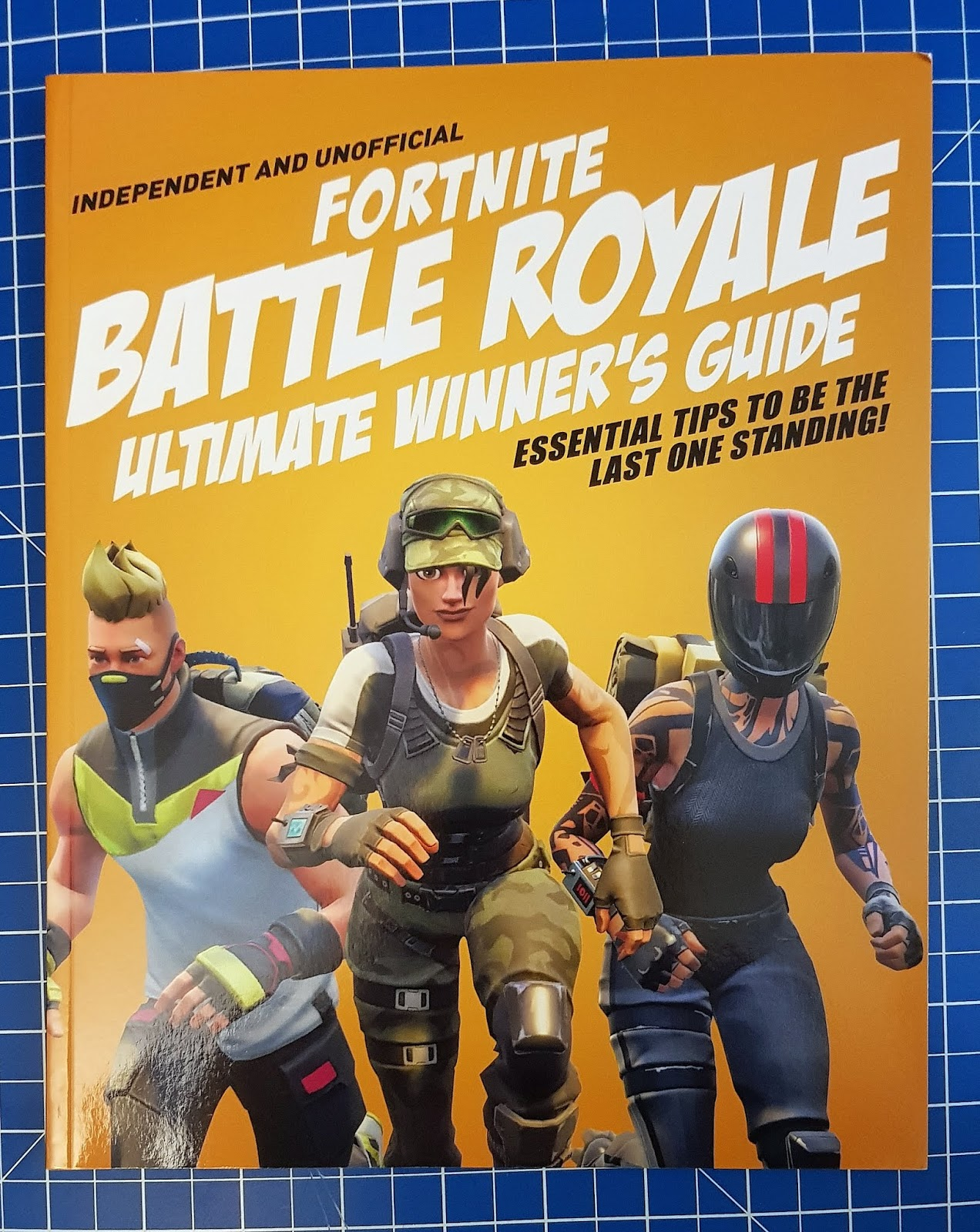 full of illustrations and simple to follow diagrams and instructions fortnite battle royale ultimate winner s guide is a full colour guidebook - fortnite guide book