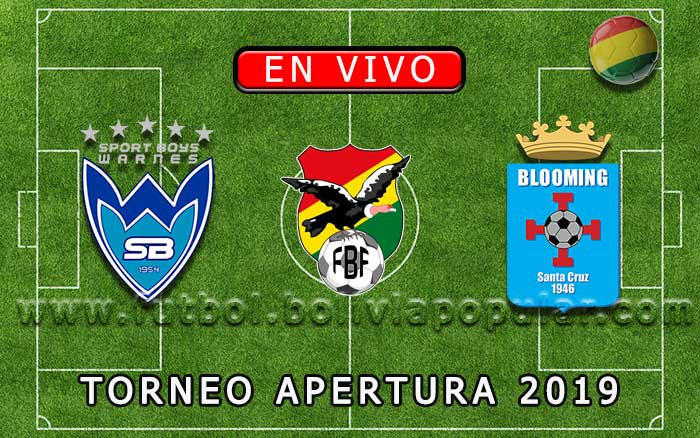【En Vivo】Sport Boys vs. Blooming - Torneo Apertura 2019