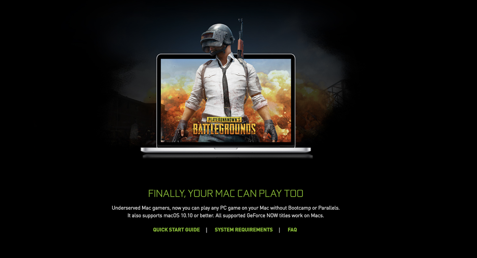 How to Run PUBG on MacBook Pro - Tech Stuff - World is Changing