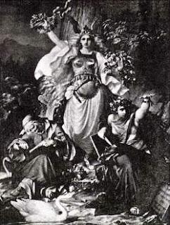 Mary H. Forster: Die Nornen: Urd, Verdandi und Skuld. 1901