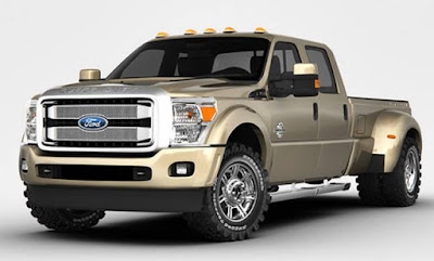 2017 Ford Super Duty Texas State Fair