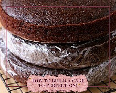 5. PREP AND STORE CAKE LAYERS IN ADVANCE