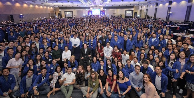 SM Scholars Grand Reunion Graced by Sy Family