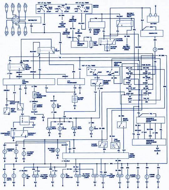 75 Cadillac Radio Wiring Wiring Schematic Diagram