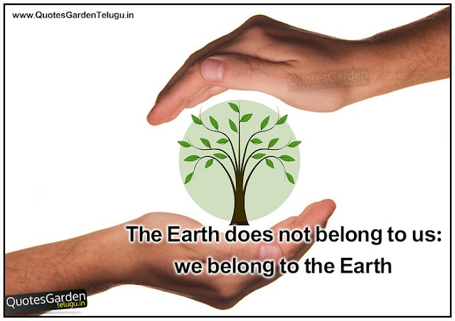 world environment day wallpapers quotes