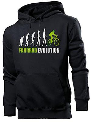 Regalos originales para ciclistas: Sudadera ciclismo