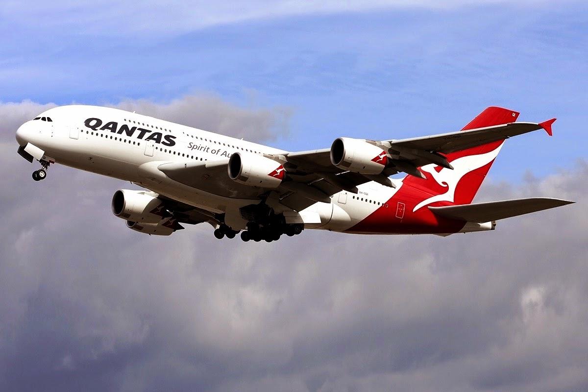 Qantas Gelar Promo Tiket Pesawat Penerbangan Ke Australia