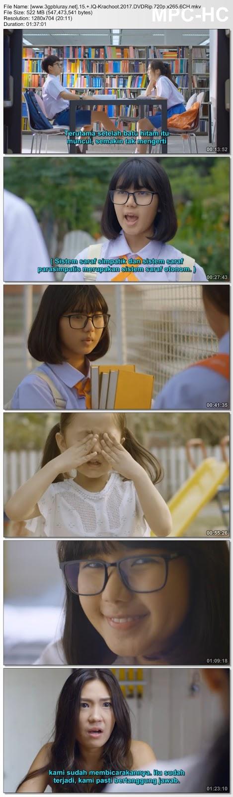 Screenshots Download Film Gratis Hardsub Indo 15+ IQ Krachoot (2017) DVDRip 480p MP4 Subtitle Bahasa Indonesia 3GP