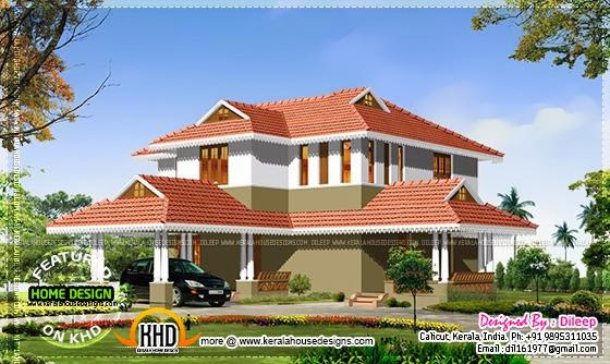 House 1932 square feet