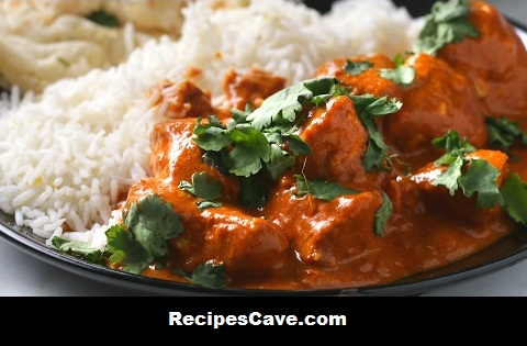 Homemade Chicken Tikka Masala Recipe