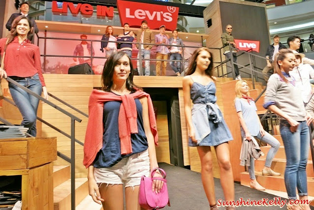 Levi's Icons for Fall 2014, Levi's, Live in Levi's, Levi's Jeans, Levi's Iconic, 501 jeans, truckers jacket, western shirt, denim, jeans, fashion trend, fall 2014, fashion world, denim world