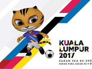 Video Gol Bunuh Diri Kiper Malaysia Haziq Nadzli - Sepakbola SEA Games 2017