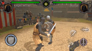 Knights Fight: Medieval Arena APK & MOD V1.0.8 HD Offline Game