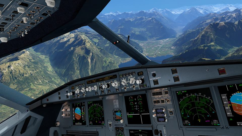 JARDesign Airbus A320 Neo V3 - Master Addons