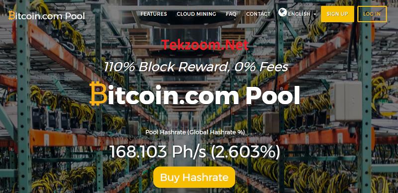 Bitcoin.Com - PAY - Cloud Mining