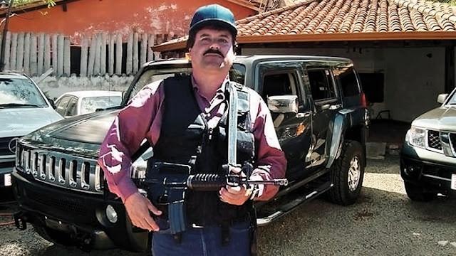 AUNQUE ESTE ENCERRADO EN LOS ESTADOS UNIDOS LE TIENEN PAVOR A EL CHAPO GUZMAN