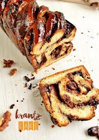 brioche krantz cake