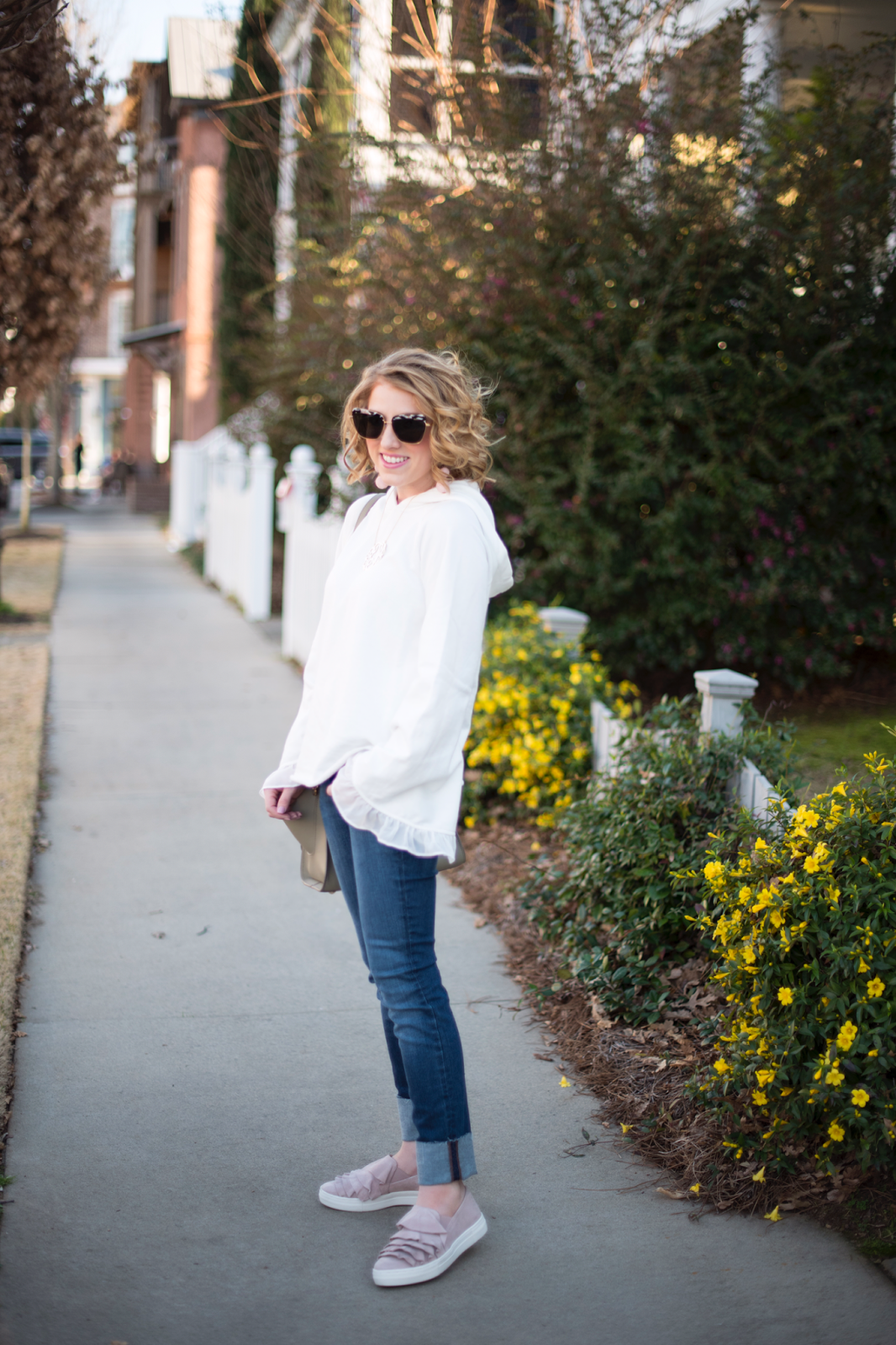 Cute, Casual Style - Something Delightful Blog