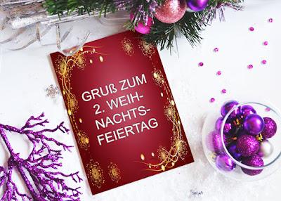 Zweiter Weihnachtsfeiertag Weihnachten