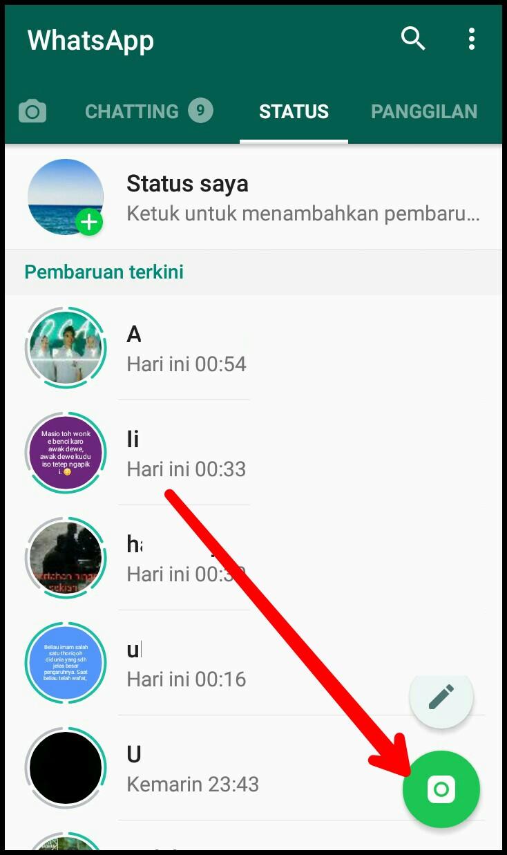 Foto profil wa keren : Trik Blank Status Whatsapp Terbaru Dengan Serta Tanpa Aplikasi Cara Uhuy