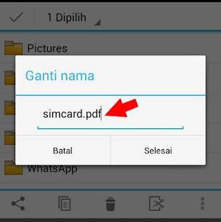rename file doc ke pdf