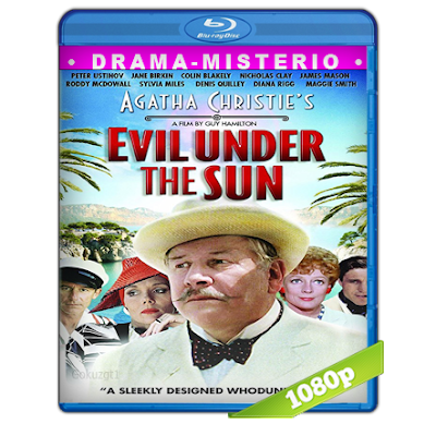 Muerte Bajo El Sol (1982) BRRip Full 1080p Audio Dual Castellano-Ingles 2.0