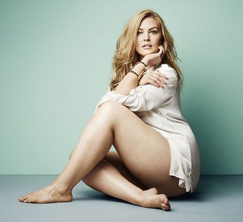 Những lý do đàn ông mê mệt phụ nữ béo