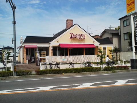 外観2 デニーズ犬山店