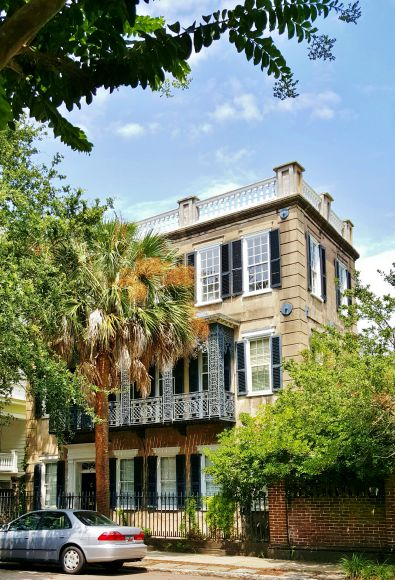 beyond the aisle: travelogue: charleston, south carolina