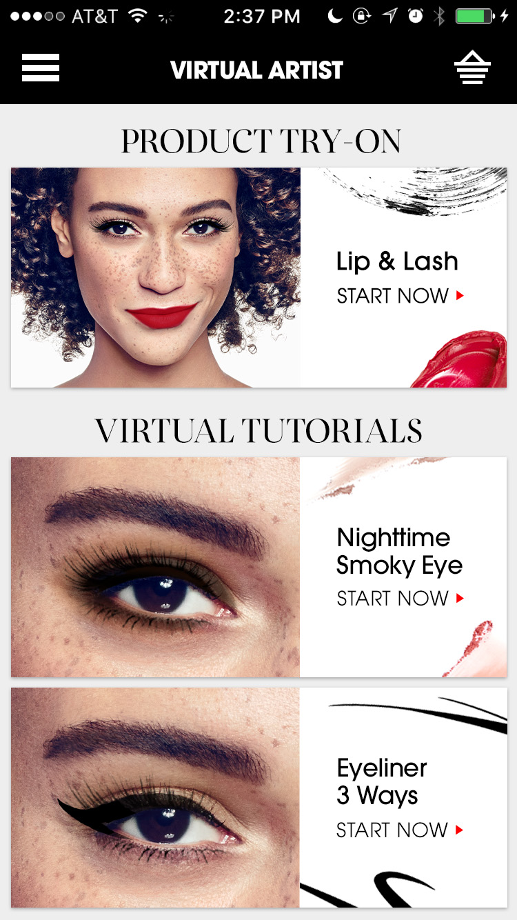 Sephora Virtual Artist Expands With New Features For Virtual Lash