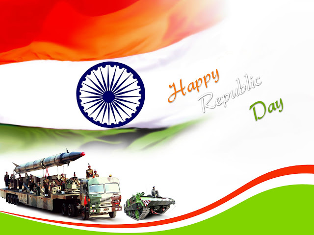 Happy Republic Day 2017 HD Images & Pictures - Top 26 January Images To Salute Our Nation