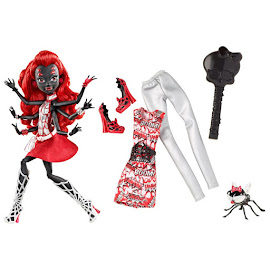 MH San Diego Comic Con Wydowna Spider Doll