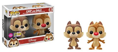San Diego Comic-Con 2017 Exclusive Disney Pop! & Dorbz Vinyl Figures by Funko