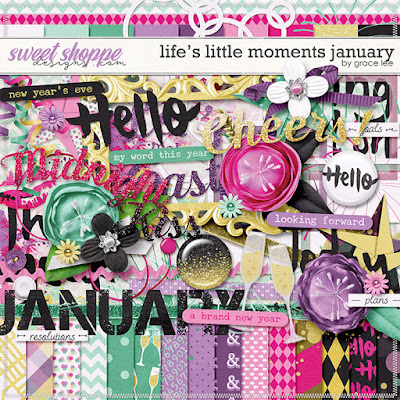 Life's Little Moments - January