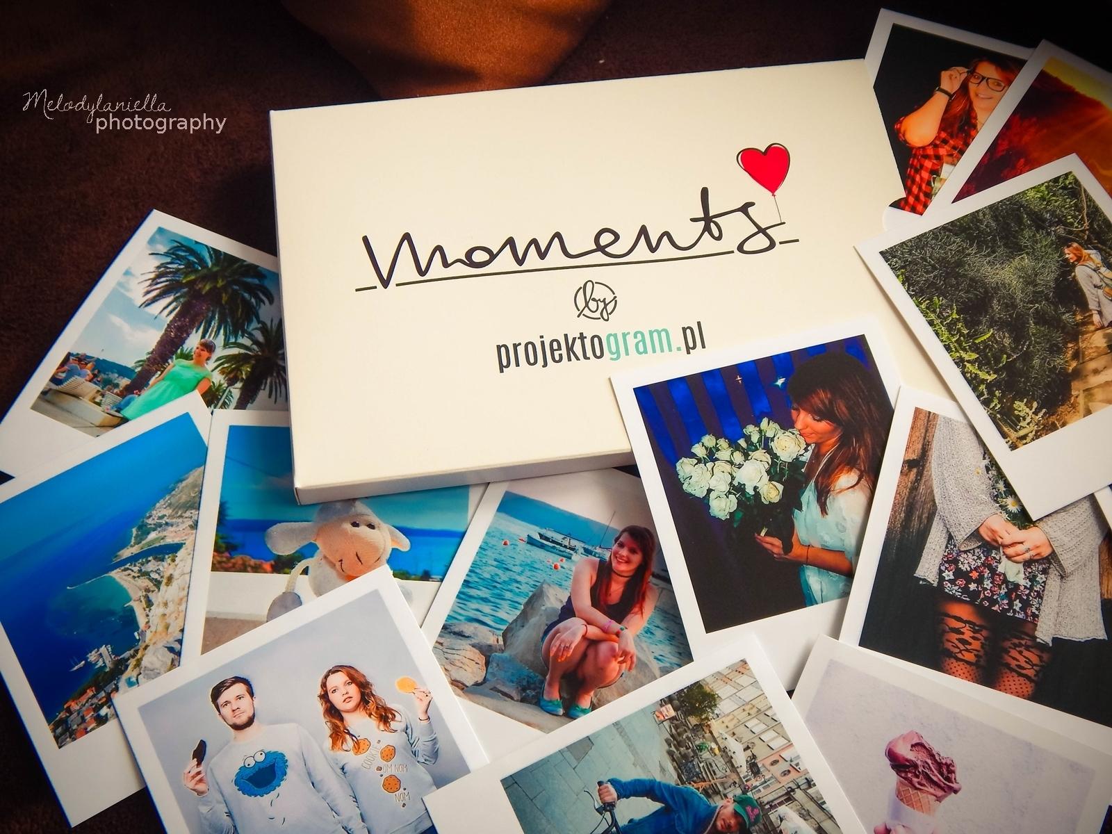 projektogram zdjecia polaroid polaroidy wywolane instagram kwadraty nietypowe wywolanie zdjec wspomnienia z wakacji prezent dla lubiacych zdjecia nowosc aplikacja fotki zdjec