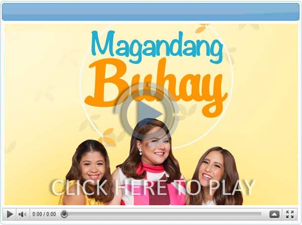 Magandang Buhay - 11 September 2019 - Pinoy Show Biz  Your Online Pinoy Showbiz Portal