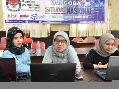 Bawaslu Temukan Banyak Pemilih DPT Tambahan Tidak Terlayani di Palu