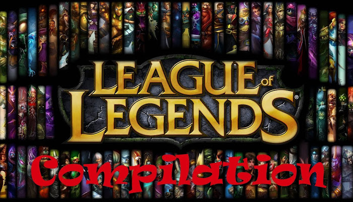 Compilation | Pentakill | Best Plays | League of Legends | LoL