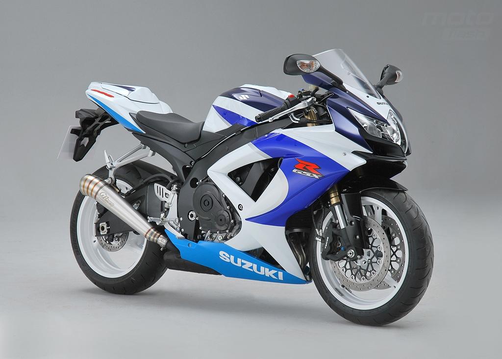 cool bikes: suzuki motorbikes