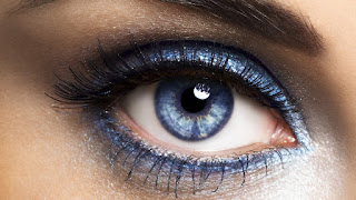 Eye Makeup Blue Color Eyes Pictures