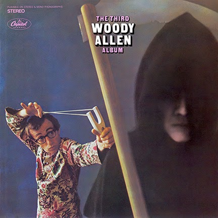 Fuji Puzzle Box Woody Allen The Third Woody Allen Album