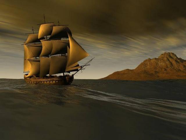 Корабли постоят и ложатся на курс. Подборка картинок