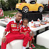 Tyga and Kylie Jenner Threw a Ferrari-Themed Birthday Party for King Cairo