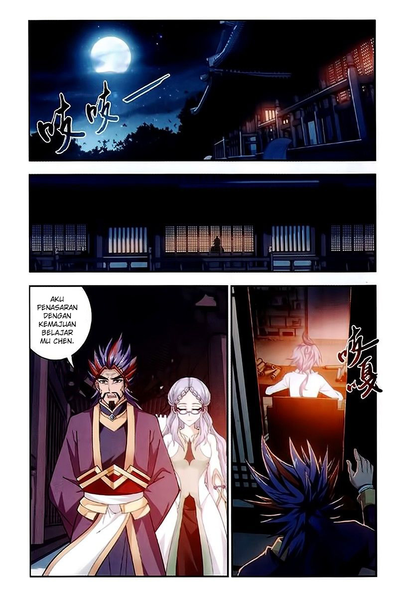 The Great Ruler Chapter 22