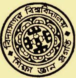 Vidyasagar University Exam  Routine 2016