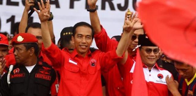 Mencontoh Negara Bangkrut, Aktivis 98: Jokowi Presiden Gagal!