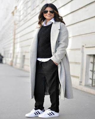 Outfits con pantalón NEGRO casuales tumblr que estan de moda