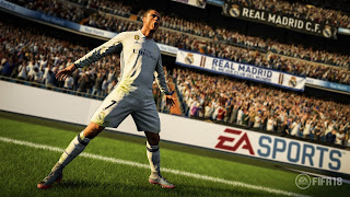 FIFA 18 HD Wallpaper 1920x1080