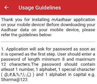 aadhar card app